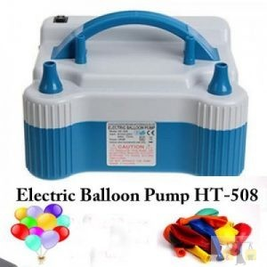 Electric Balloon Air Pump