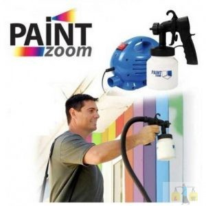 Electric Paint Sprayer Paint Gun