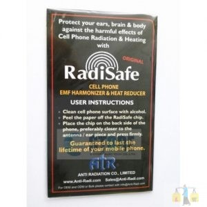 Radisafe Anti Radiation Sticker