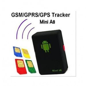 Mini Real-time Portable GF07 Magnetic Tracking Device GPRS Locator Global ... GT06 Mini Car GPS Tracker SMS GSM GPRS Vehicle Online Tracking System.