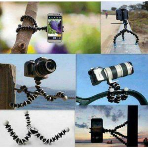 Gorillapod Flexible Tripod Grip For Mobile And DSLR (3)-500x500