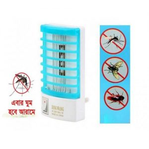 buy best 220v electric led light mosquito killer fly bug insect zapper trap catcher lamp sale online store at wholesale price.