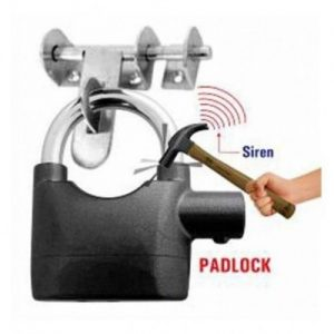 Security Alarm Lock 3