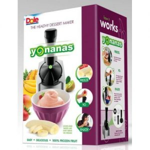 Yonanas ice cream Maker3